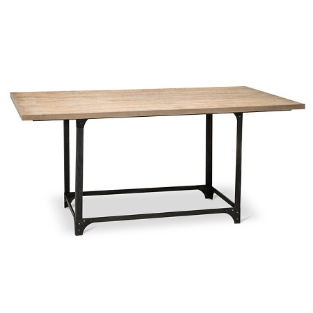 Description Page Franklin Dining Table The Industrial Shop