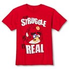 Rovio® Boys' Angry Birds Graphic T-Shirt Red