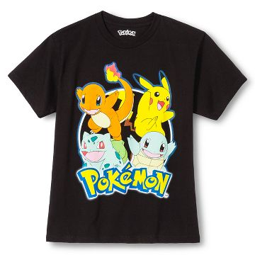 Kids Pokemon Shirts Target