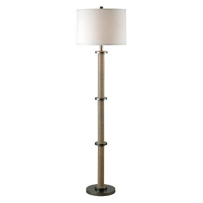 Kenroy Home Floor Lamp - Wood