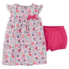 Just One You™ Made by Carter's® Newborn Girls' Sundress - Pink