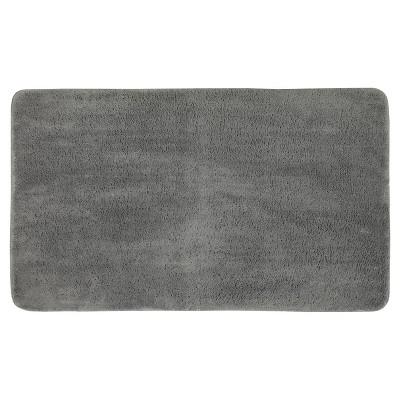 "Mohawk Velveteen Bath Rug - Classic Gray (20""x34"")"