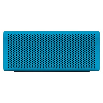 Braven 705 Portable Wireless Speaker - Cyan plastic finish with black end caps