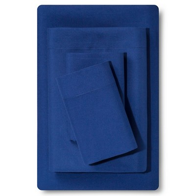 Microfiber Sheet Set Sapphire (Twin XL) - Room Essentials™