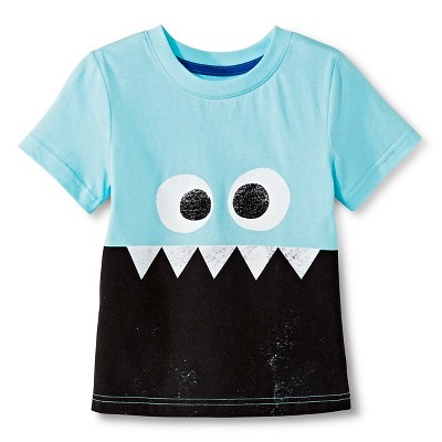 Toddler Boys' T-Shirt  - Blue 12M - Circo™
