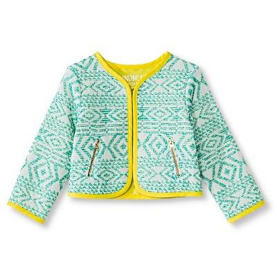 Baby Girls' Jacket Green - Genuine Kids from Oshkosh™ 12M