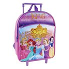 "Disney Princess rolling backpack - Pink (12"")"