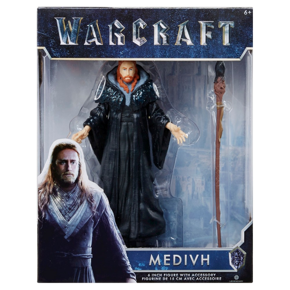 World of Warcraft Medivh Figure with Accessory 6