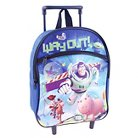 "Disney Toy Story 3 Rolling Backpack - Blue (12"")"
