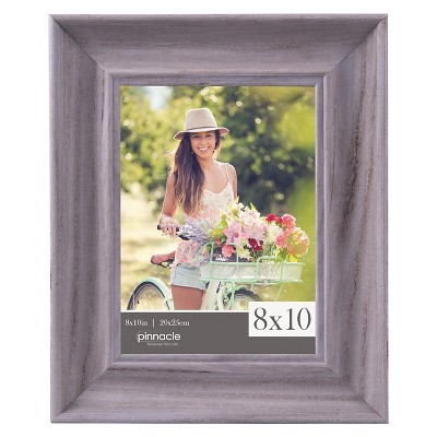 "Pinnacle Frames 8""x10"" Frame - Whitewash"