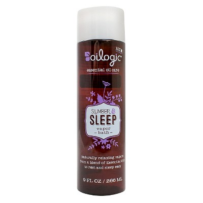 Oilogic Slumber & Sleep Essential Oil Vapor Bath - 9 oz