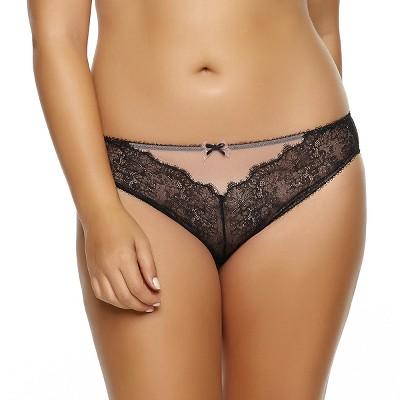 Paramour® Women's Amber Bikini - Mocha L
