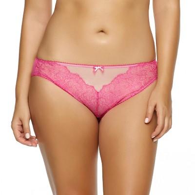 Paramour® Women's Amber Bikini - Lilac Rose XXL