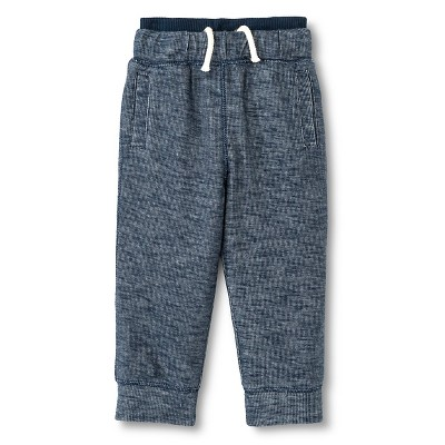 Baby Boys' Lounge Pant - Dressy Blue 12 M - Genuine Kids from Oshkosh™