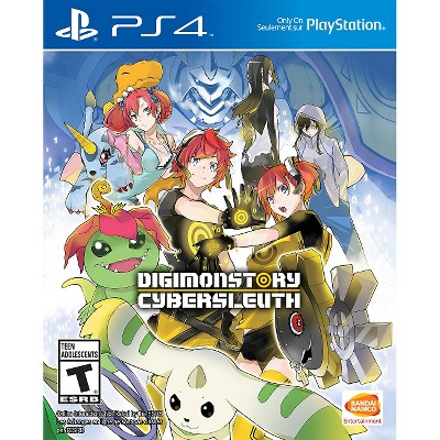 Digimon Story Cyber Sleuth (PlayStation 4)
