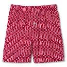 Men's Hearts Boxer Short Red L - Merona™