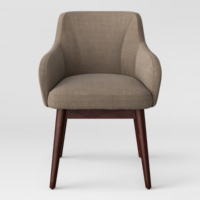 Mixville Modern Arm Anywhere Chair - Taupe - Threshold™