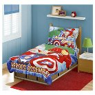 Avengers 4 Pc Toddler Bed Set - Blue