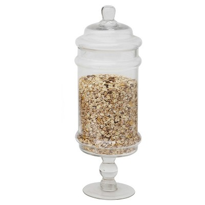 "Glass Jar - Clear (15-3/4""H)"