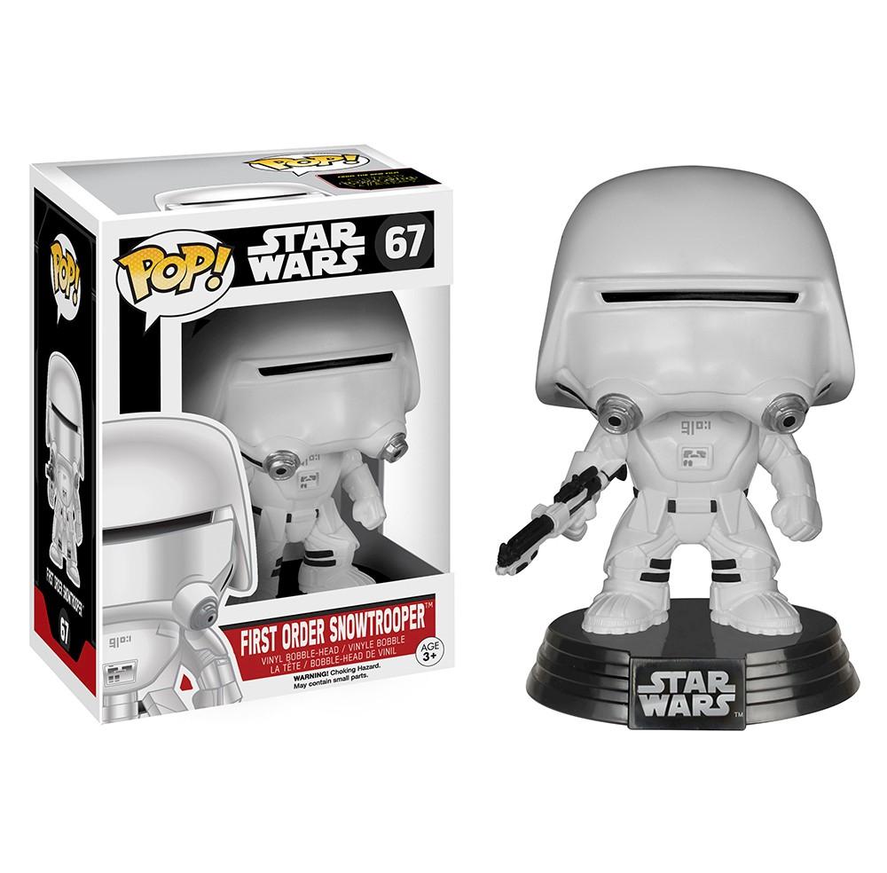 Pop! Star Wars Episode 7 - First Order Snowtrooper