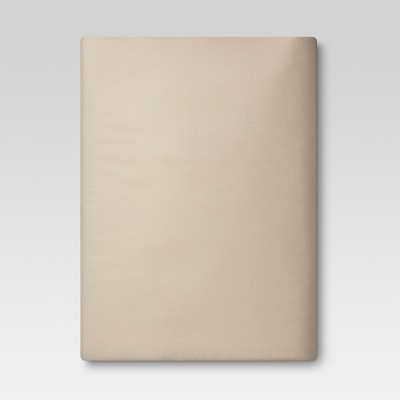 Fitted Sheet Brown Linen (Cal King) - Threshold™
