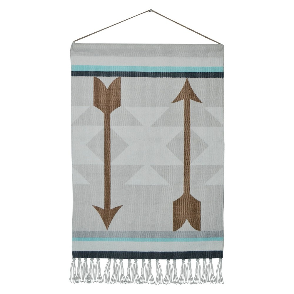 Arrows Woven Wall Décor - Pillowfort, Brown