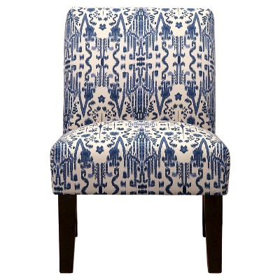 Mystic Slipper Chair - Mumbai Blue - Threshold™