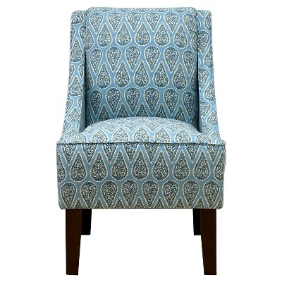 Seaford Swoop Chair - Mist - Threshold™