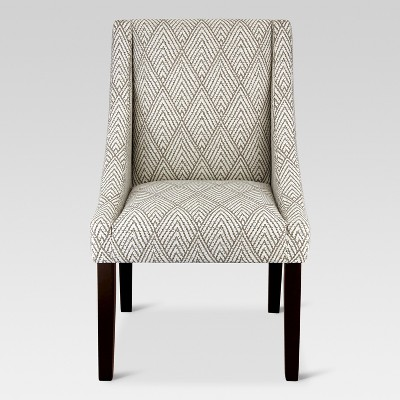 Swoop Arm Chair - Tusk - Threshold™