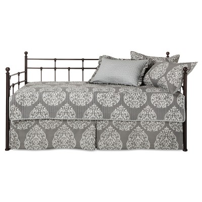 homethreads Quilt Set DAYBED GRY