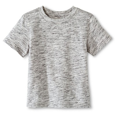 Baby Boys' T-Shirt   - Heather Grey 12M - Cherokee®