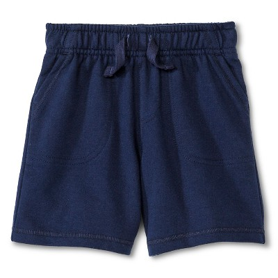 Toddler Boys' Lounge Short - Navy Voyage 12M - Circo™