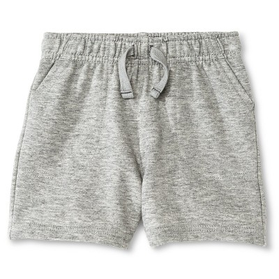 Toddler Boys' Lounge Short - Heather Grey 18M - Circo™