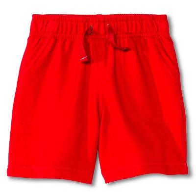Toddler Boys' Lounge Short - Really Red 12M - Circo™