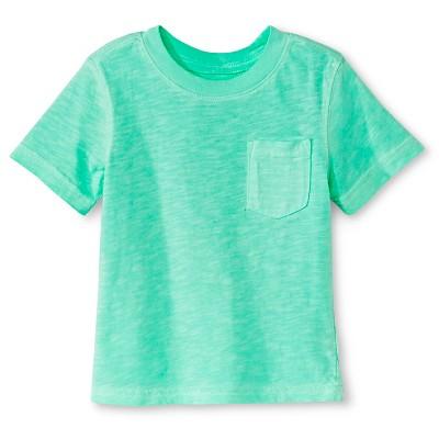 Baby Boys' T-Shirt Green 12M - Cherokee®