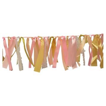 Ribbon Garland Pink - Spritz™