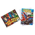 Thank You & Invitation Card Kit Justice League16 Count