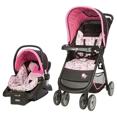 Disney Baby Amble™ Travel System - Minnie Garden Delight