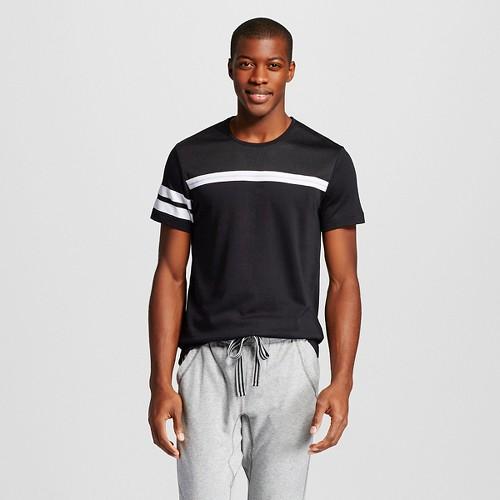 Details about Men's Activewear T-Shirt Black - Evolve By 2(x)ist