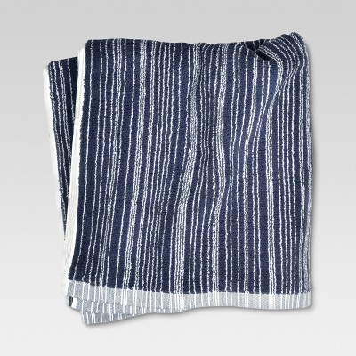 Threshold™ Bath Towel - Ombre Blue