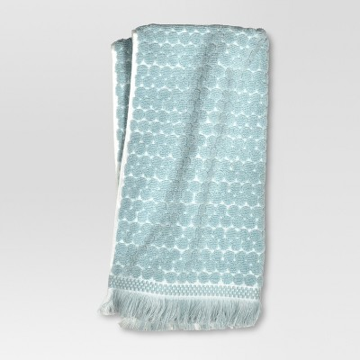 Threshold™ Hand Towel - Penny Blue