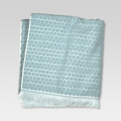 Threshold™ Bath Towel - Penny Blue
