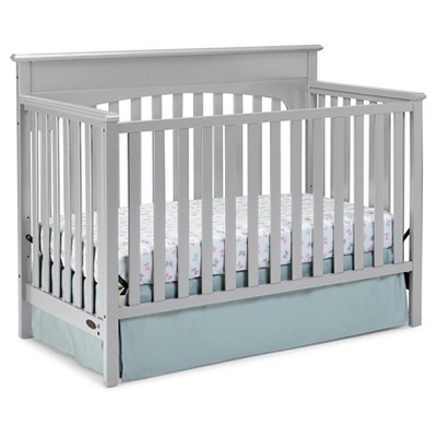 Graco Lauren Convertible Crib - Pebble Gray