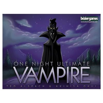 One Night Ultimate Vampire Game