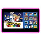 """Click N Kids 7"""" 16GB EPIK Learning Tab for Kids with Intel Quad Core Processor - Pink"""