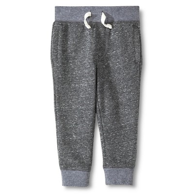 Toddler Boys' Lounge Pants Heather Grey 12 M - Cherokee®