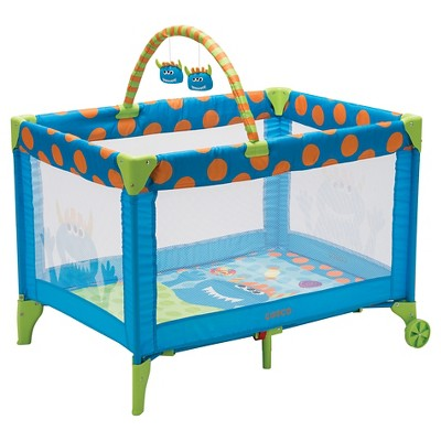 Cosco Funsport Deluxe Play Yard – Monster Syd