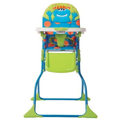 Cosco Simple Fold Deluxe High Chair – Monster Syd