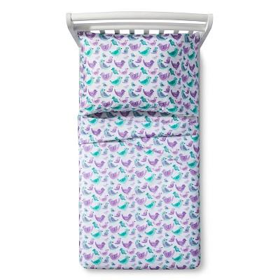 Songbird Social Sheet Set - Toddler - 3 pc - Multicolor - Pillowfort™