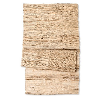 "Threshold™ Natural Ramie Table Runner - Tan (90"")"